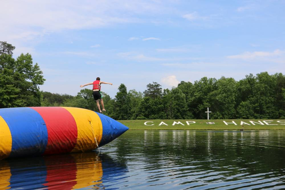 TOP NORTH CAROLINA SUMMER CAMP: YMCA Camp Hanes is a Top Summer Camp located in King North Carolina offering many fun and enriching camp programs. YMCA Camp Hanes also offers CIT/LIT and/or Teen Leadership Opportunities, too.