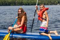JCC Camp Kingswood is a Top Summer Camp located in Bridgton Maine offering many fun and educational camp activities, including: Fine Arts/Crafts, Tennis, Waterfront/Aquatics and more. JCC Camp Kingswood is a top camp for ages: Entering grades 3-11.