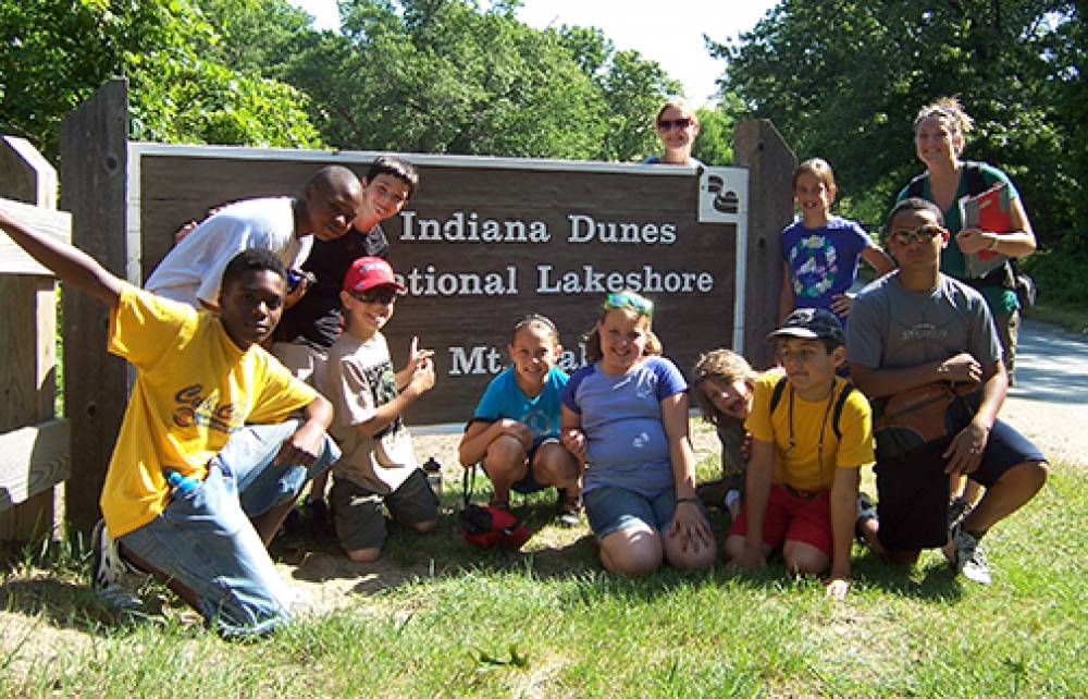 TOP INDIANA SPORTS CAMP: Dunes Learning Center is a Top Sports Summer Camp located in Chesterton Indiana offering many fun and enriching Sports and other camp programs.
