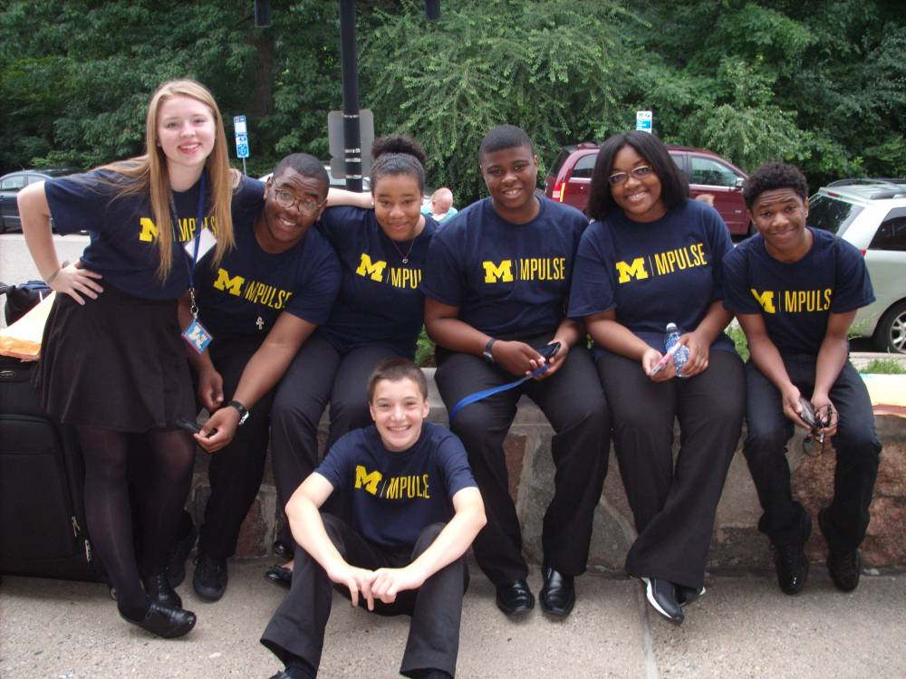 TOP MICHIGAN SUMMER CAMP: MPulse Performing Arts Institutes is a Top Summer Camp located in Ann Arbor Michigan offering many fun and enriching camp programs.