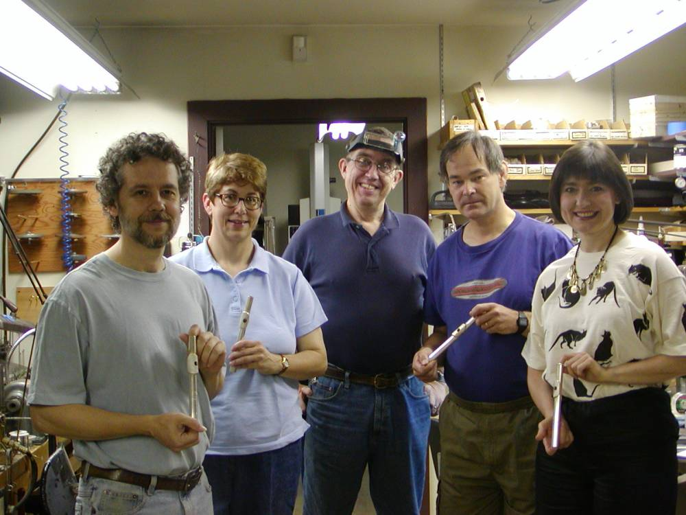TOP VERMONT SUMMER CAMP: Vermont Guild of Flute Making is a Top Summer Camp located in Richmond Vermont offering many fun and enriching camp programs.
