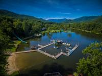 Camp Rockmont for Boys is a Top Summer Camp located in Black Mountain North Carolina offering many fun and educational camp activities, including: Waterfront/Aquatics, Team Sports, Sailing and more. Camp Rockmont for Boys is a top camp for ages: 6-16.