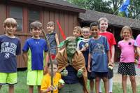 Bynden Wood YMCA Day Camp is a Top Summer Camp located in Reinholds Pennsylvania offering many fun and educational camp activities, including: Soccer, Basketball, Horses/Equestrian and more. Bynden Wood YMCA Day Camp is a top camp for ages: Age 6 through Age 14.