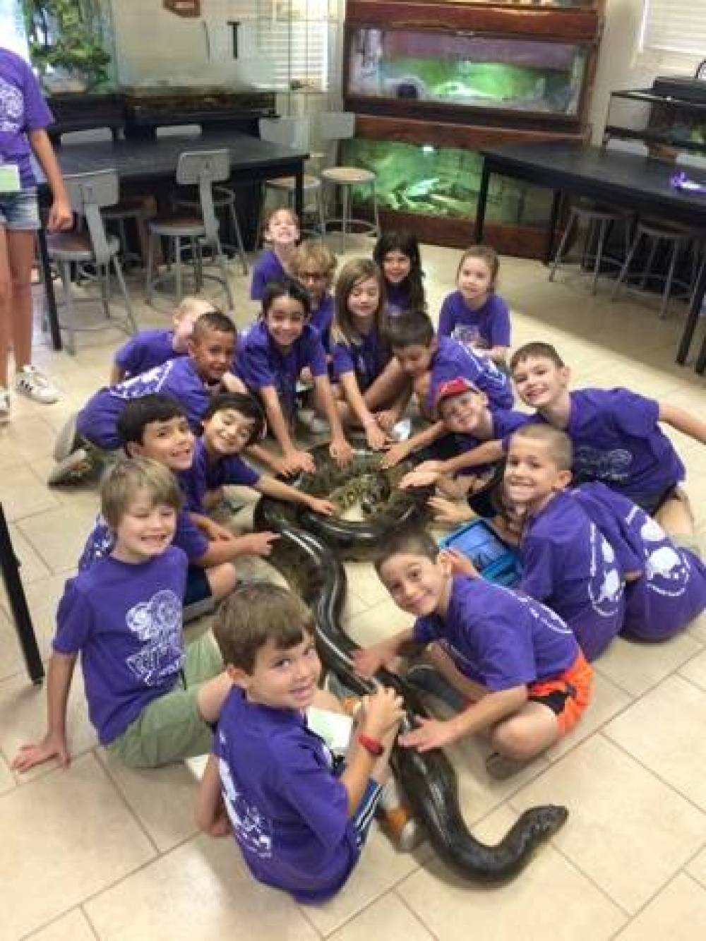 TOP ARIZONA SUMMER CAMP: Reptile Encounters is a Top Summer Camp located in Scottsdale Arizona offering many fun and enriching camp programs. Reptile Encounters also offers CIT/LIT and/or Teen Leadership Opportunities, too.