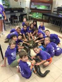 Reptile Encounters is a Top Summer Camp located in Scottsdale Arizona offering many fun and educational camp activities, including: Wilderness/Nature, Academics, Adventure and more. Reptile Encounters is a top camp for ages: 6 -14.
