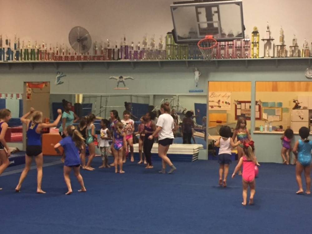 TOP LOUISIANA SUMMER CAMP: Ivanov s Gymnastics  is a Top Summer Camp located in Jefferson Louisiana offering many fun and enriching camp programs.