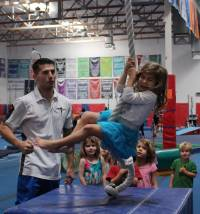 Fit-N-Fun is a Top Summer Camp located in Scottsdale Arizona offering many fun and educational camp activities, including: Gymnastics and more. Fit-N-Fun is a top camp for ages: 3-12.