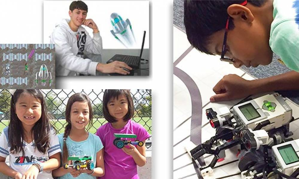 TOP CALIFORNIA SUMMER CAMP: TechKnowHow Technology and Robotics Summer Camps is a Top Summer Camp located in Foster City California offering many fun and enriching camp programs.