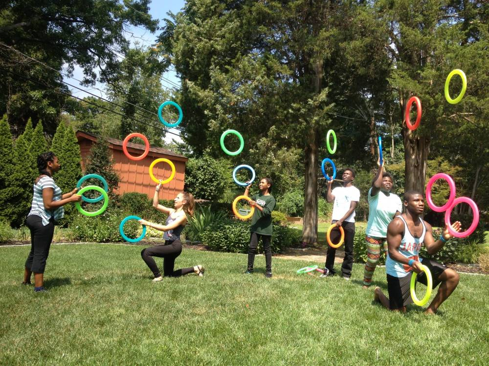 TOP ILLINOIS SUMMER CAMP: CircEsteem Summer Circus Camp is a Top Summer Camp located in Chicago Illinois offering many fun and enriching camp programs.