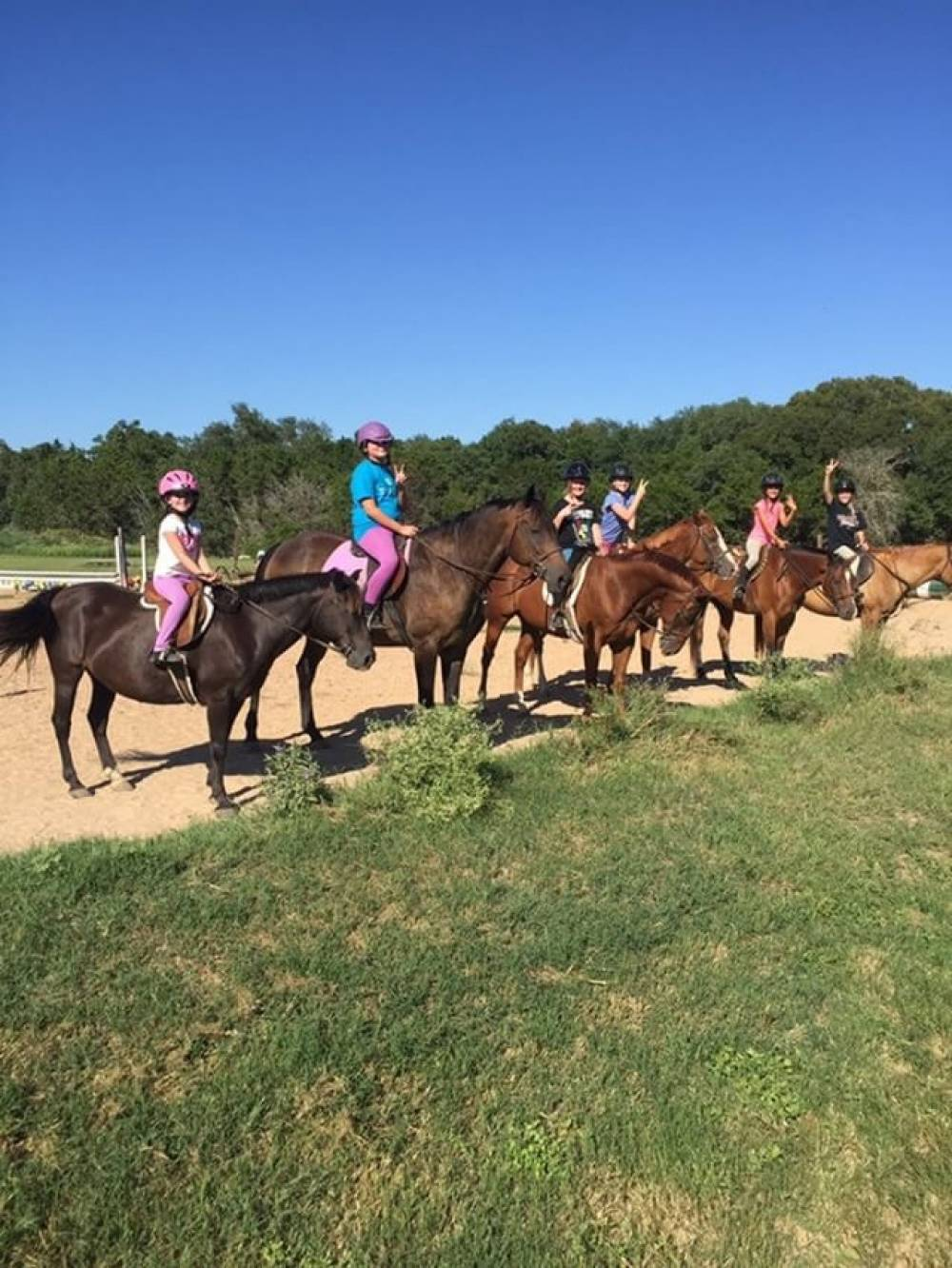 TOP TEXAS SUMMER CAMP: Hunters Chase Farms Inc. is a Top Summer Camp located in Wimberley Texas offering many fun and enriching camp programs. Hunters Chase Farms Inc. also offers CIT/LIT and/or Teen Leadership Opportunities, too.