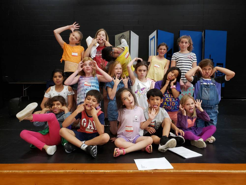 TOP ILLINOIS SUMMER CAMP: Improv Playhouse is a Top Summer Camp located in Libertyville Illinois offering many fun and enriching camp programs.