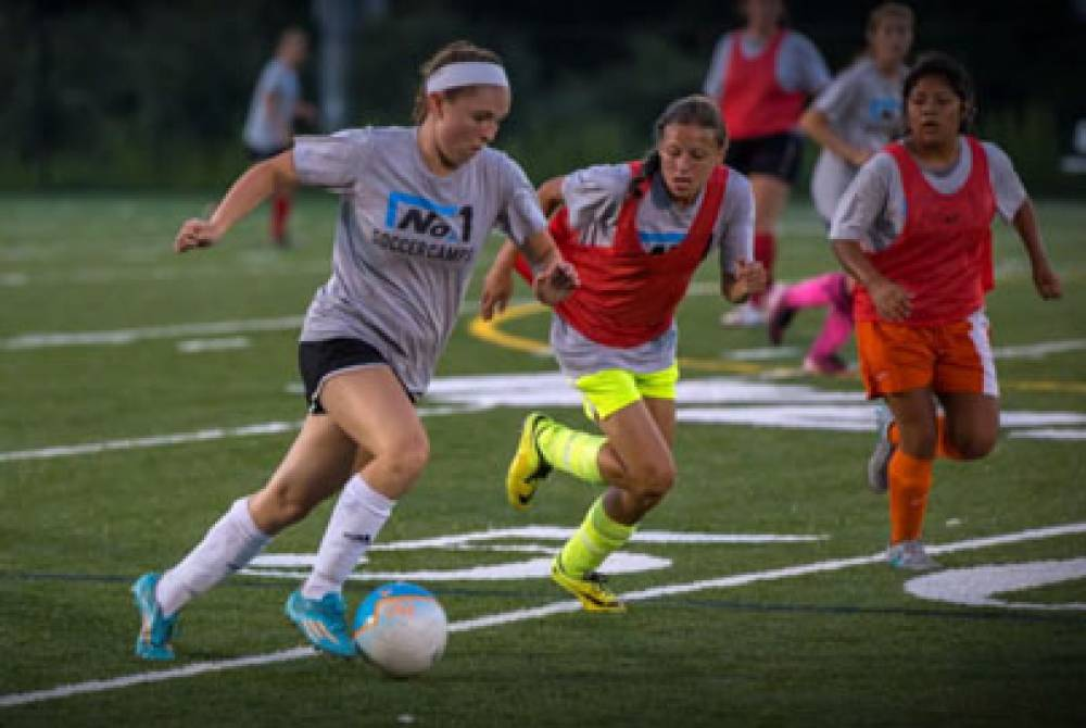 TOP VIRGINIA SUMMER CAMP: No.1 Soccer Camps is a Top Summer Camp located in Manassas Virginia offering many fun and enriching camp programs.
