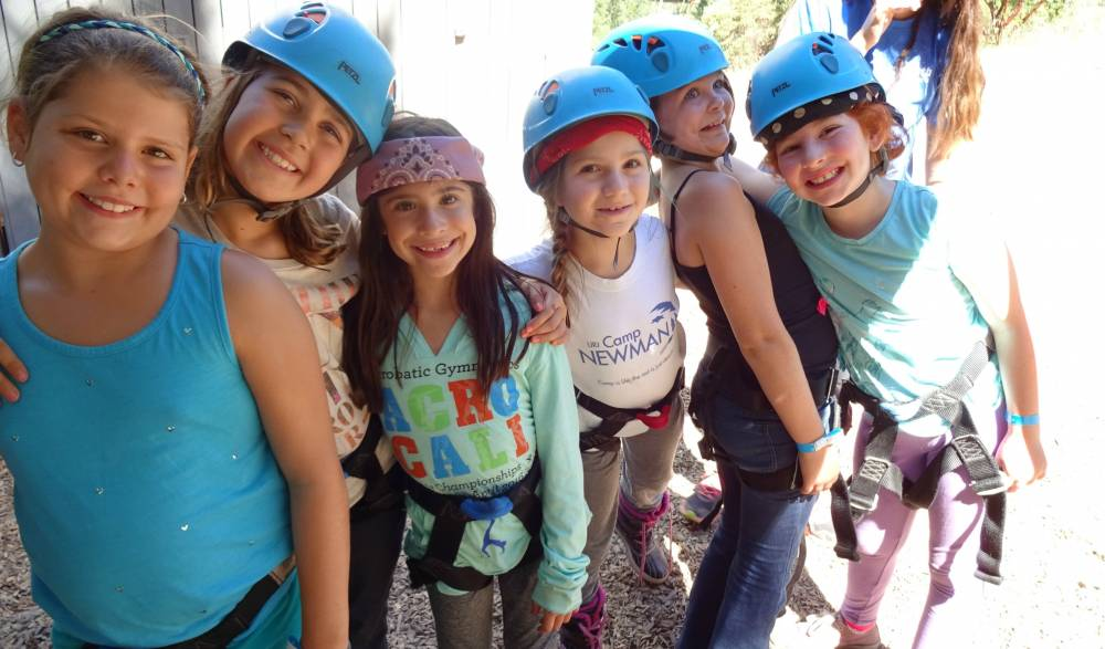 TOP CALIFORNIA SUMMER CAMP: URJ Camp Newman is a Top Summer Camp located in Santa Rosa California offering many fun and enriching camp programs. URJ Camp Newman also offers CIT/LIT and/or Teen Leadership Opportunities, too.