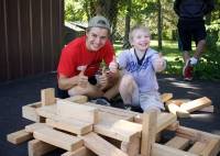 YMCA Camp Wapsie is a Top Summer Camp located in Coggon Iowa offering many fun and educational camp activities, including: Dance, Horses/Equestrian, Theater and more. YMCA Camp Wapsie is a top camp for ages: 6-17.