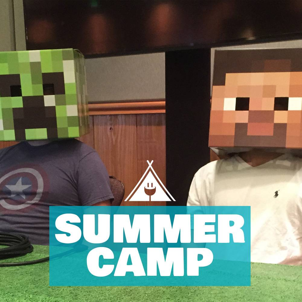 TOP  TECHNOLOGY CAMP: Summer of Minecraft is a Top Technology Summer Camp offering many fun and enriching Technology and other camp programs.