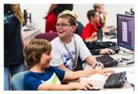 Game Worlds is a Top Science Summer Camp located in Austin Texas offering many fun and educational Science and other activities, including: Technology, Fine Arts/Crafts, Math and more. Game Worlds is a top Science Camp for ages: 9-18.