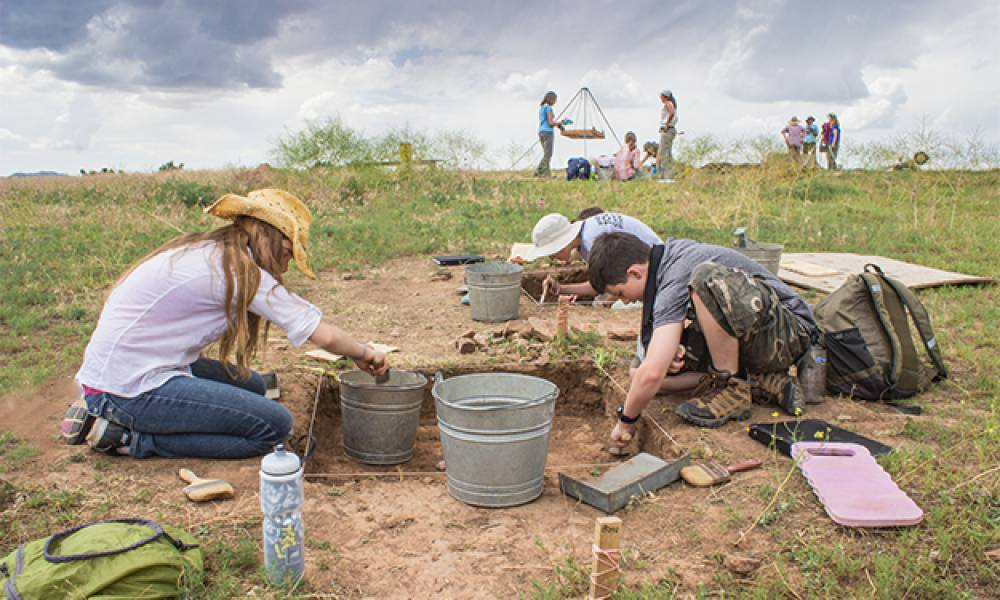 TOP COLORADO SUMMER CAMP: Crow Canyon Archaeological Center is a Top Summer Camp located in Cortez Colorado offering many fun and enriching camp programs.