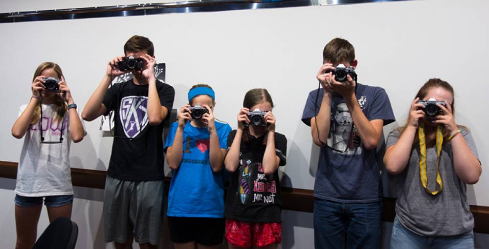 TOP ARIZONA SUMMER CAMP: Exploring Photography for Teens 13-17  is a Top Summer Camp located in Gilbert Arizona offering many fun and enriching camp programs.