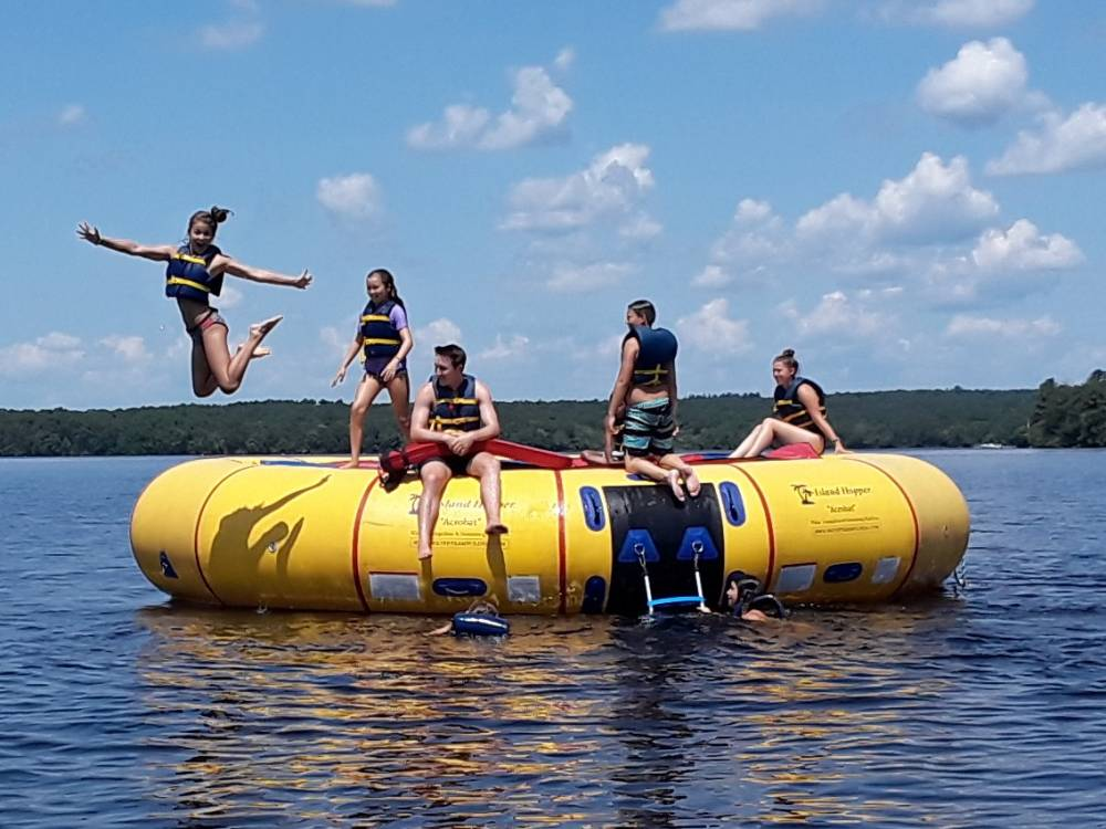 TOP RHODE ISLAND SUMMER CAMP: YMCA Camp Watchaug is a Top Summer Camp located in Charlestown Rhode Island offering many fun and enriching camp programs. YMCA Camp Watchaug also offers CIT/LIT and/or Teen Leadership Opportunities, too.
