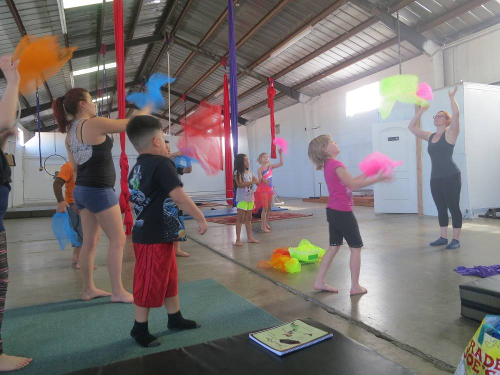 TOP ARIZONA SUMMER CAMP: Circus Summer Camp is a Top Summer Camp located in Tucson Arizona offering many fun and enriching camp programs.