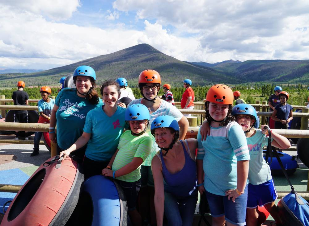 TOP COLORADO SUMMER CAMP: Camp Realize Your Beauty is a Top Summer Camp located in Estes Park Colorado offering many fun and enriching camp programs.