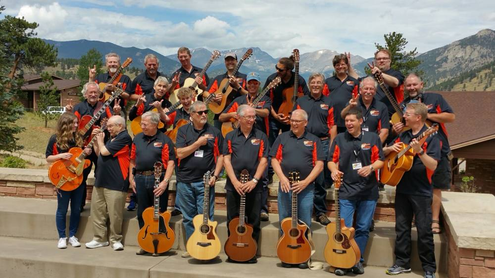 TOP COLORADO SUMMER CAMP: Rocky Mountain Guitar Camp is a Top Summer Camp located in Estes Park Colorado offering many fun and enriching camp programs.