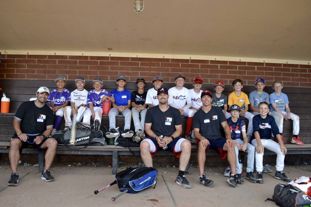 TOP COLORADO SUMMER CAMP: Practice with the Pros Baseball Camp is a Top Summer Camp located in Greenwood Village Colorado offering many fun and enriching camp programs.