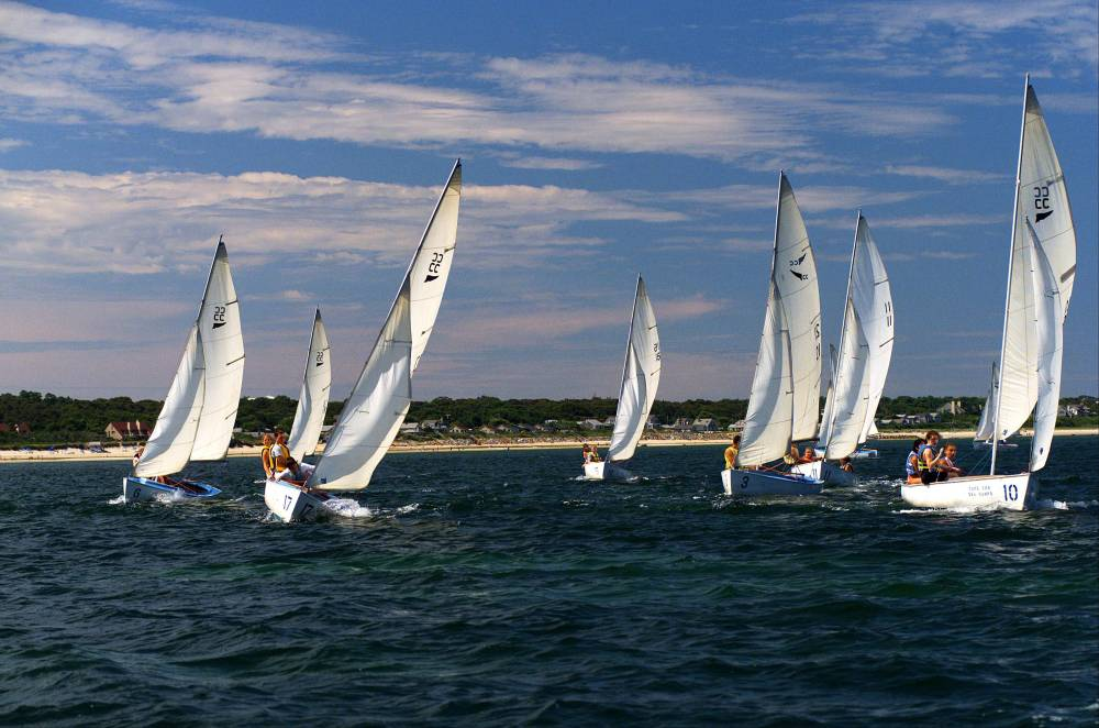 TOP MASSACHUSETTS SAILING CAMP: Cape Cod Sea Camps is a Top Sailing Summer Camp located in Brewster Massachusetts offering many fun and enriching Sailing and other camp programs. Cape Cod Sea Camps also offers CIT/LIT and/or Teen Leadership Opportunities, too.