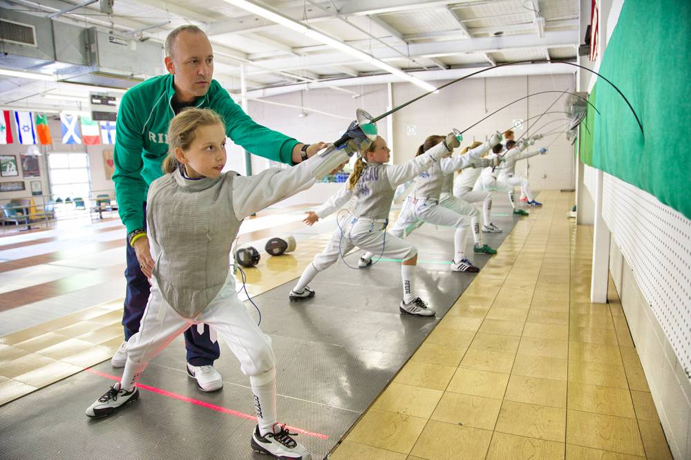 TOP RHODE ISLAND SUMMER CAMP: Rhode Island Fencing Academy and Club (RIFAC) is a Top Summer Camp located in East Providence Rhode Island offering many fun and enriching camp programs.