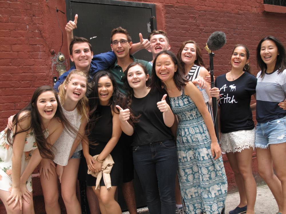 TOP NEW YORK SUMMER CAMP: Filmmaking Summer Camp for Kids and Teens is a Top Summer Camp located in New York New York offering many fun and enriching camp programs.
