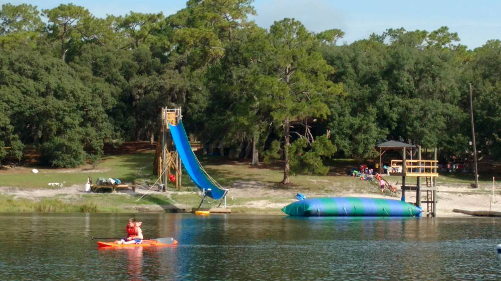TOP FLORIDA SUMMER CAMP: YMCA Camp Winona is a Top Summer Camp located in DeLeon Springs Florida offering many fun and enriching camp programs. YMCA Camp Winona also offers CIT/LIT and/or Teen Leadership Opportunities, too.