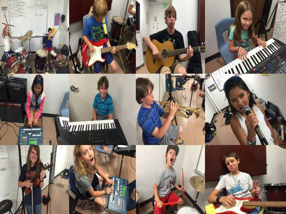 TOP COLORADO SUMMER CAMP: Summer Camp at My Music Skool is a Top Summer Camp located in Denver Colorado offering many fun and enriching camp programs.