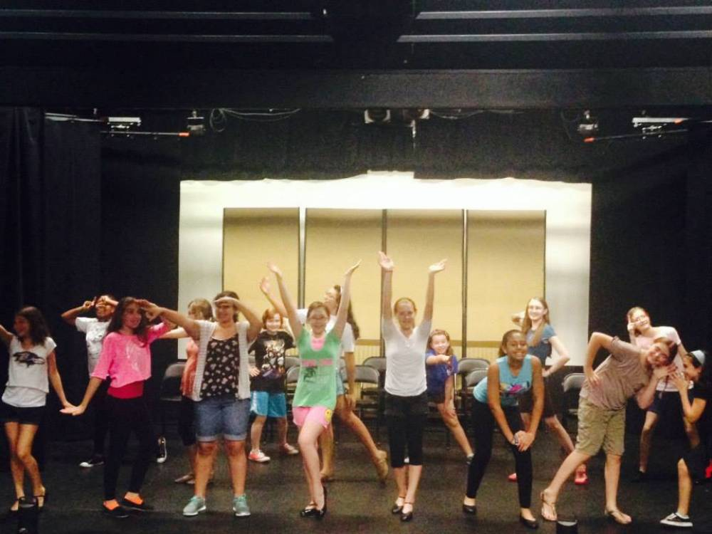 TOP MARYLAND SUMMER CAMP: Drama Learning Center is a Top Summer Camp located in Columbia Maryland offering many fun and enriching camp programs.