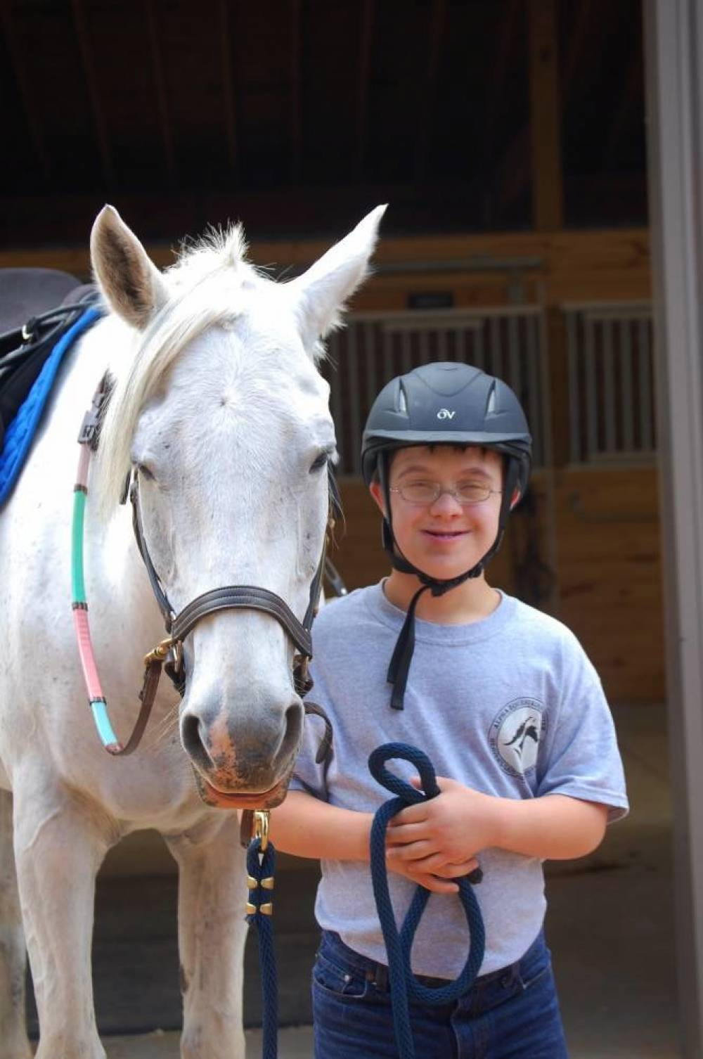 TOP GEORGIA SUMMER CAMP: Heaven s Gait Therapeutic Riding is a Top Summer Camp located in Woodstock Georgia offering many fun and enriching camp programs.