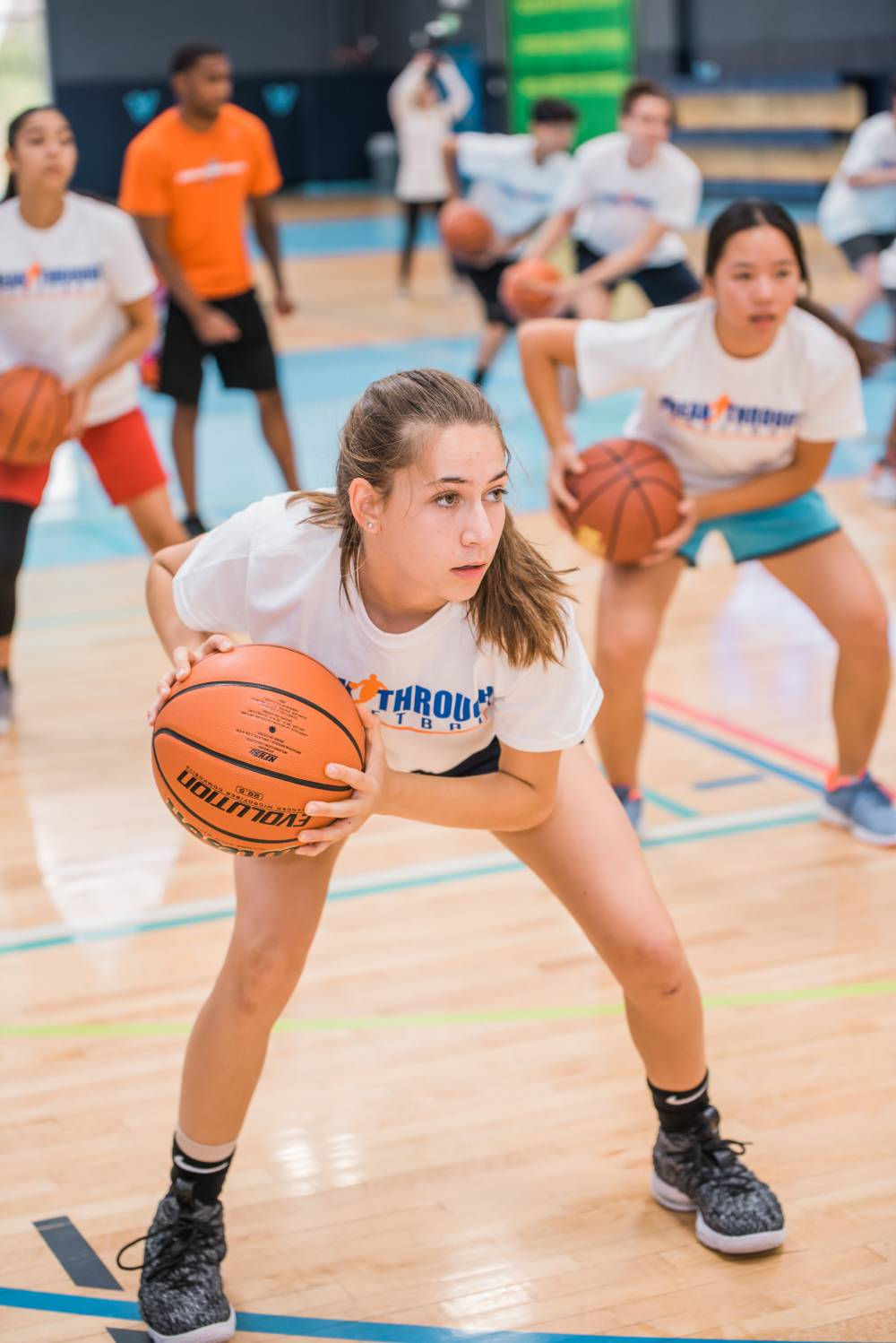 TOP VARIOUS LOCATIONS SUMMER CAMP: Breakthrough Basketball Camps is a Top Summer Camp located in  Various Locations offering many fun and enriching camp programs.