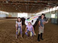 Hearts & Hooves Summer Camp is a Top Summer Camp located in Bucyrus Kansas offering many fun and educational camp activities, including: Horses/Equestrian and more. Hearts & Hooves Summer Camp is a top camp for ages: 6-13 year old.
