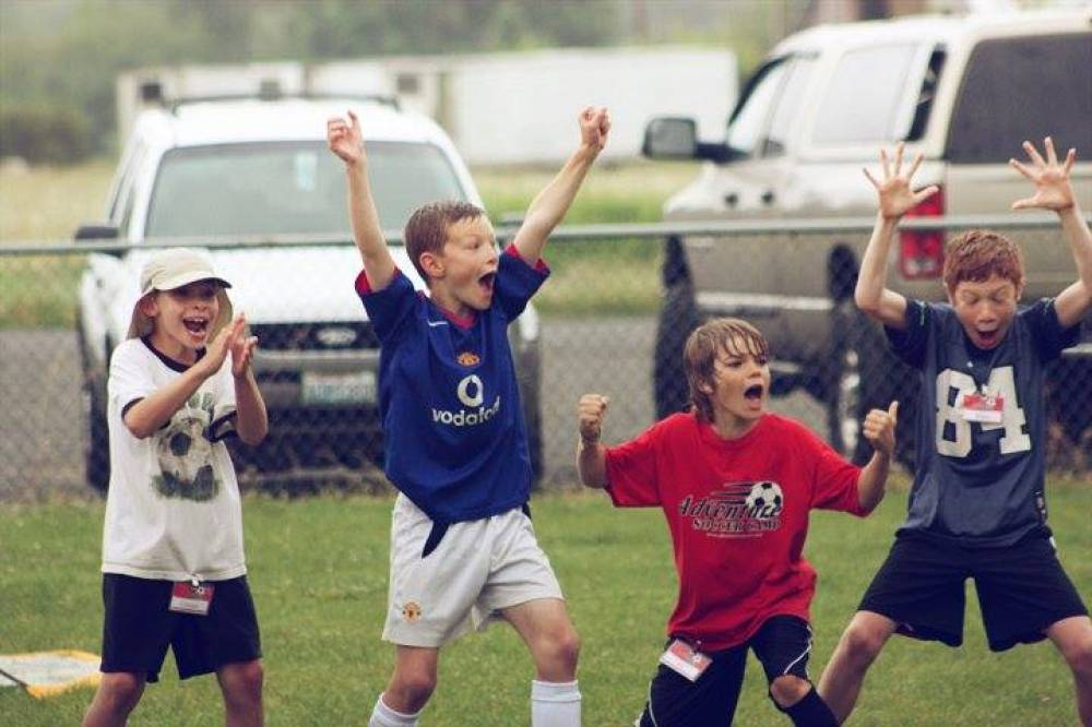 TOP WASHINGTON SUMMER CAMP: Adventure Soccer Camp is a Top Summer Camp located in Snohomish County Washington offering many fun and enriching camp programs.