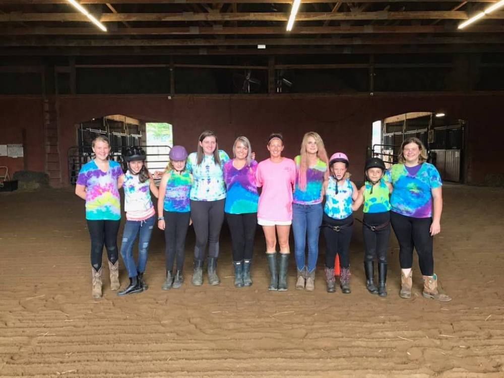 TOP OHIO SUMMER CAMP: Spring Lain All-Girls Summer Riding Camp is a Top Summer Camp located in Rootstown Ohio offering many fun and enriching camp programs.
