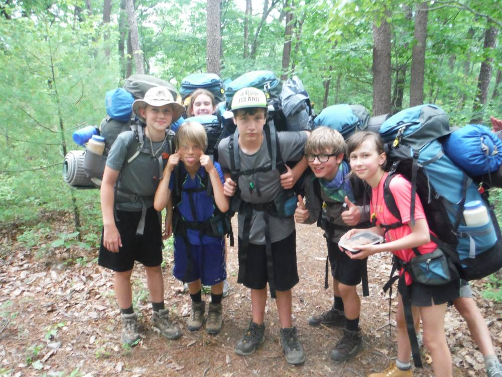 TOP VIRGINIA SUMMER CAMP: Wilderness Adventure at Eagle Landing is a Top Summer Camp located in New Castle Virginia offering many fun and enriching camp programs. Wilderness Adventure at Eagle Landing also offers CIT/LIT and/or Teen Leadership Opportunities, too.