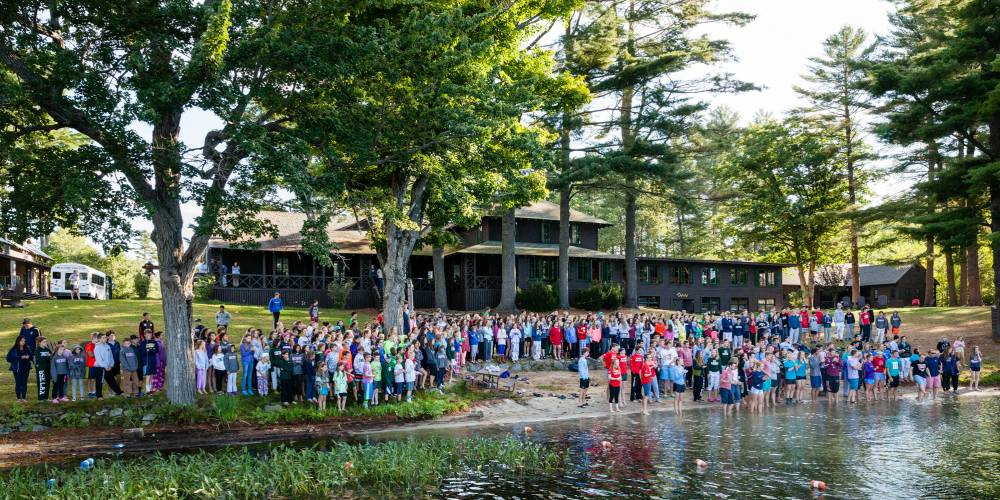 TOP NEW HAMPSHIRE SUMMER CAMP: YMCA Camp Coniston is a Top Summer Camp located in Croydon New Hampshire offering many fun and enriching camp programs.