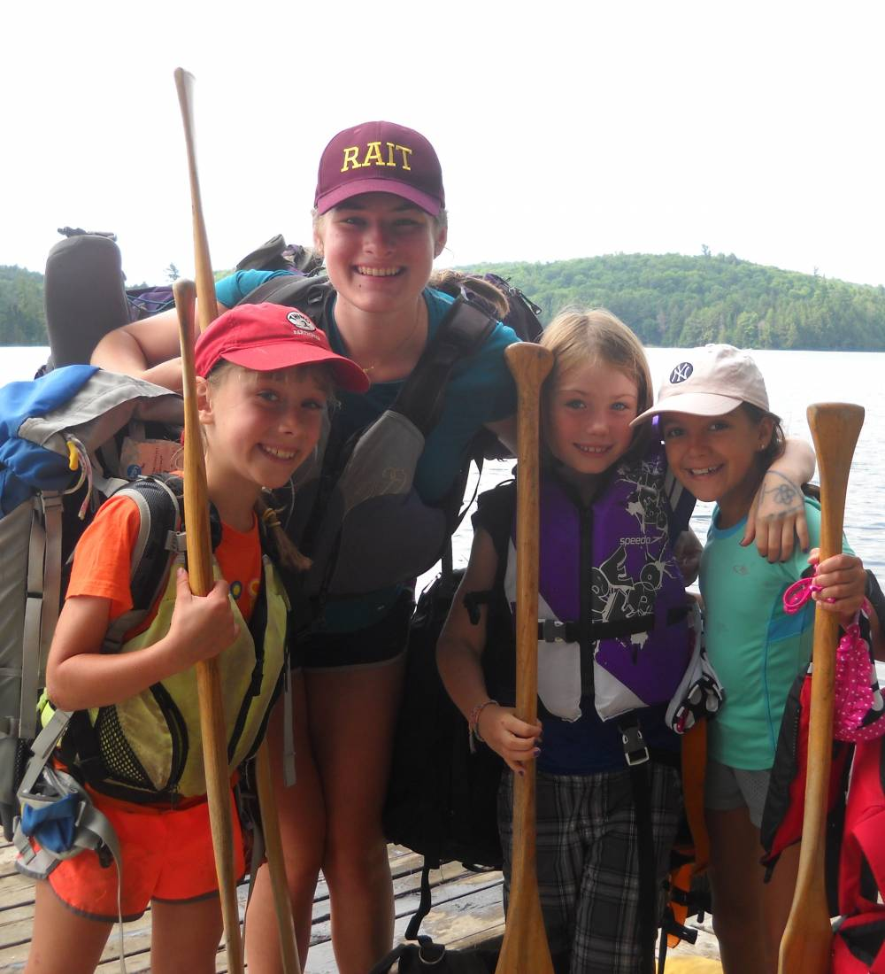 TOP CANADA SUMMER CAMP: Camp Northway is a Top Summer Camp located in Huntsville Canada offering many fun and enriching camp programs.