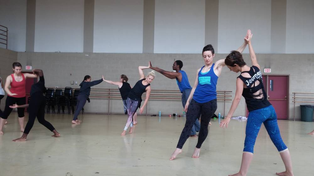 TOP OHIO SUMMER CAMP: Inlet Dance Theatre Summer Dance Intensive  is a Top Summer Camp located in Cleveland Ohio offering many fun and enriching camp programs.