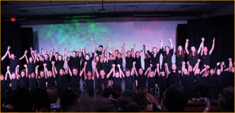 TOP ARIZONA SUMMER CAMP: Musical Theatre of Anthem s Summer Performing Arts Institute is a Top Summer Camp located in Anthem Arizona offering many fun and enriching camp programs.