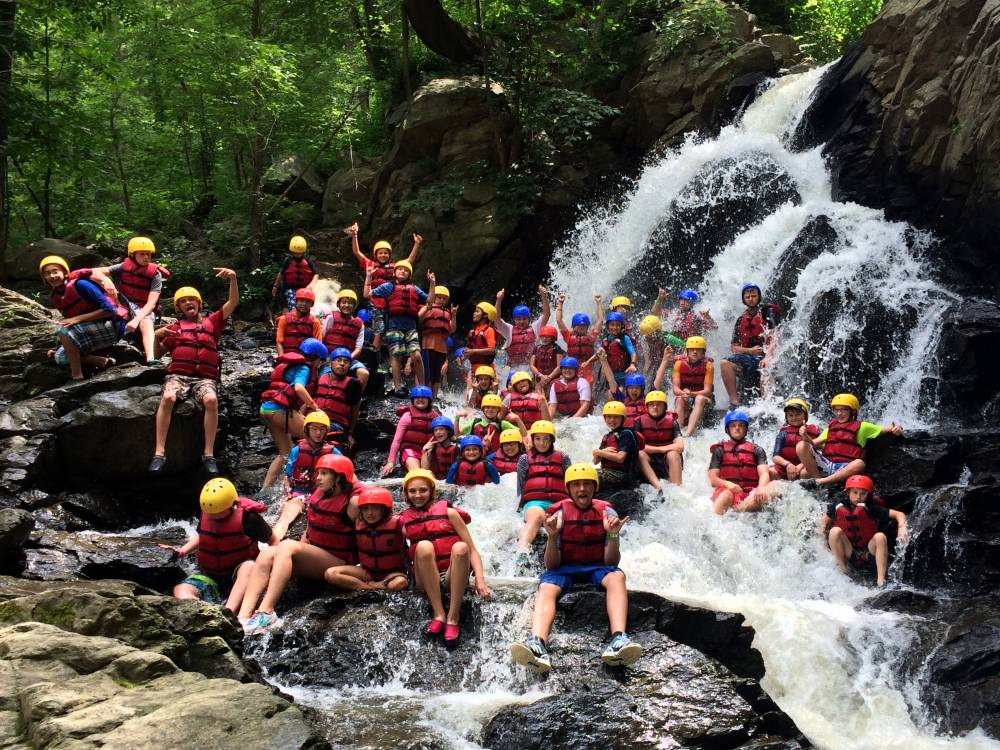 TOP WEST VIRGINIA SUMMER CAMP: Outdoor Adventure Camp is a Top Summer Camp located in Harpers Ferry West Virginia offering many fun and enriching camp programs.