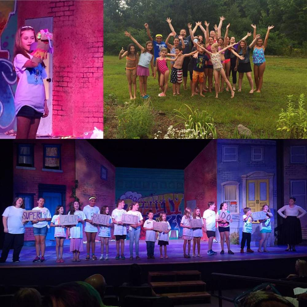 TOP NEW HAMPSHIRE SUMMER CAMP: Broadway Bound Summer Camp is a Top Summer Camp located in Lincoln New Hampshire offering many fun and enriching camp programs.