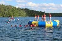 Camp Nicolet is a Top Summer Camp located in Eagle River Wisconsin offering many fun and educational camp activities, including: Tennis, Music/Band, Wilderness/Nature and more. Camp Nicolet is a top camp for ages: 7 - 17.