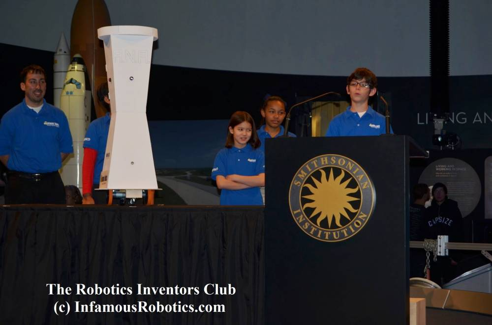 TOP VIRGINIA SUMMER CAMP: Robotics Expansion 1 & 2 is a Top Summer Camp located in Fairfax Virginia offering many fun and enriching camp programs.