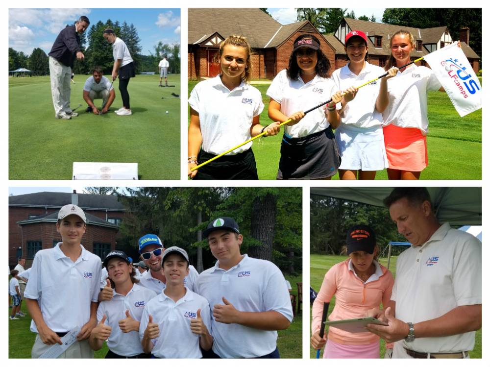 TOP PENNSYLVANIA SUMMER CAMP: US Golf Camps is a Top Summer Camp located in Saltsburg Pennsylvania offering many fun and enriching camp programs.