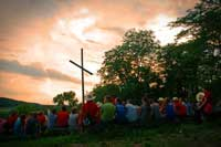 Marmon Valley Ministries is a Top Christian Summer Camp located in Zanesfield Ohio offering many fun and educational Christian and other activities, including: Horses/Equestrian, Swimming, Adventure and more. Marmon Valley Ministries is a top Christian Camp for ages: 7 - 17.