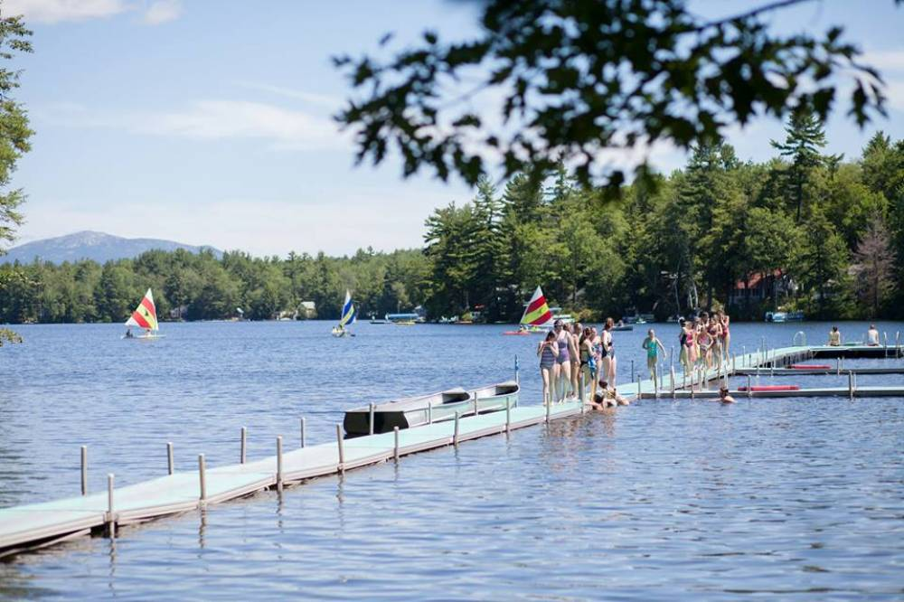 TOP NEW HAMPSHIRE SUMMER CAMP: Fleur de Lis is a Top Summer Camp located in Fitzwilliam New Hampshire offering many fun and enriching camp programs.
